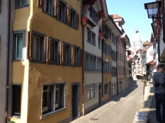Medieval town of Zug